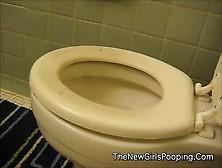 Ass On Toilet Views 4