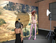 Gitty Up Cow Girlz - Incredible 3D Anime Xxx Movies