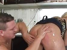 Mature Milf Has Ass Hole Fucked