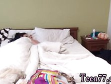 Real Black Teens Homemade First Time Best Friends Sleeping Toget