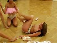 School Uniform Lesbian Big Tits Hot Ballet Woman Orgy