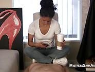 Sara Akeera Jeans Facesitting 0055. 1
