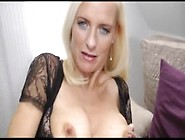 German Milf Dirty Tina - Jerk Off Instructions [Flokossama]