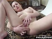Rita g striptease masturbate always