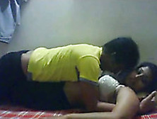 Young Dude Seduces His Teen Girlfriend For Sex Again