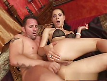 Hottest Pornstar Lucy Belle In Incredible Anal,  Brunette Sex Sce