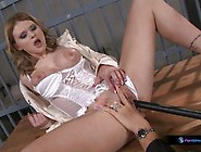 Naughty Nathasa Brill And Goldie Divine Lesbian Prison Sex