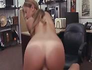 Sexy Babe Sucks And Fucks For Money