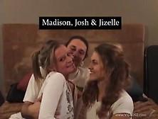 Jizelle And Josh With Madison
