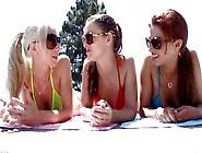 We Live Together 20 - Sabrina,  Karlie,  Sammie