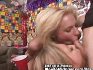 Teen Queen Ally Kay Blow Job Winner!