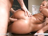 Title: Sexy Nicole Aniston fucked hard and rough