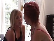 Strap On British Lesbians (Play The Slut)