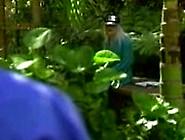 Patroa Cheia De Tesao Dando A Buceta Para O Jardineiro