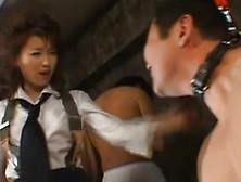 Akane Sakura Asian Model Gets Her First Experience With Bukkake