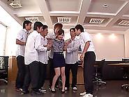 Hot Gangbang Sex With Horny Hot Ass Porn Teacher Rina Isihara