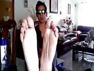 Teen Boy Feet And Licking
