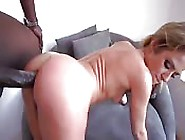 A Big Black Cock In Her Ass