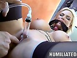 Nipple & Clit Pumped Up