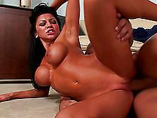 Captivating Pornstar With Big Tits Gets A Facial Cumshot After G