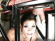 Brutal Cock Milking
