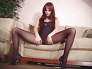 Pantyhose Girl For Your Pleasure Joi