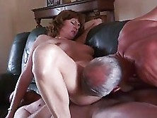 Mature Woman Likes Cuckolding Her Husband,  Because It Excites He