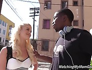 Alana Evans And Miss Dallas By Watching My Mom Go Black