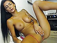 Slender Perfect Indian Girl With Natural Firm Boobs