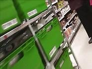 Waitrose Supermarket Girl