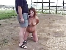 Perverted Mother Raging In The Desert