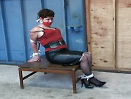 Milf Kelliann Bound And Gagged