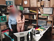 Ultimate Policeman Punishing A Spoiled Teen Slut