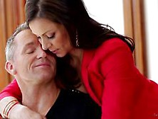 Kendra Lust Is Hungry For Cock