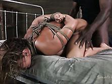 Strangle hold fuck like