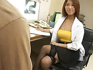 Akira Ichinose Is A Horny Female Doctor