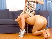 Under-Feet Video: Melissa