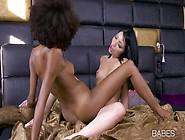 Babes - Ebony And Ivory Lesbians