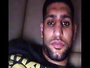 Amir Kahn Wanks On Skype