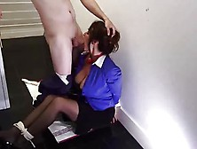 Working Girl Punished