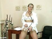 Ala Nylon Stockings Doctor