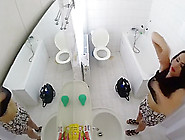 Hidden Cam Bath Room.