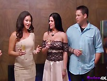 Swingers Orgy In A Reality Show