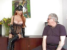 Mistress Taylor Wane Is In Charge Part 1