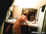 Hidden Bathroom Camera Clip Compilation