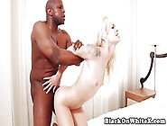 Interracial Petites Pussy Stretched By Bbc