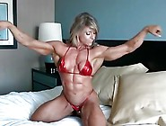 Fbb Flexing In The Bedroom