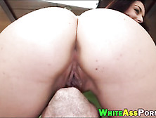 Bubble Butt Whore Nikki Lavay Gets Her Pussy Banged Hard