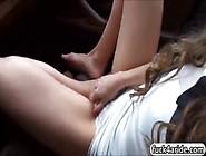 Teen Cutie Taissia Shanti Amateur Anal Sex In The Car