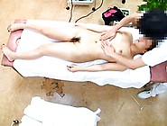 Savory Japanese In Hot Oral Fun During Erotic Massage